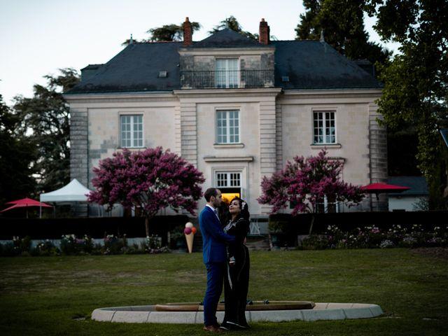 Le mariage de Ludovic et Mouna à Nantes, Loire Atlantique 224