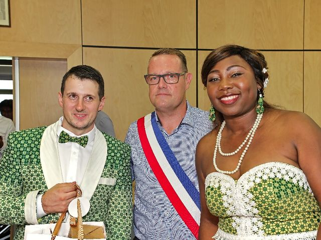 Le mariage de Joannes  et Francine  à Unieux, Loire 1