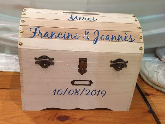 Le mariage de Joannes  et Francine  à Unieux, Loire 17