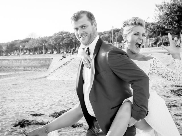 Le mariage de Christopher et Alice à La Rochelle, Charente Maritime 55