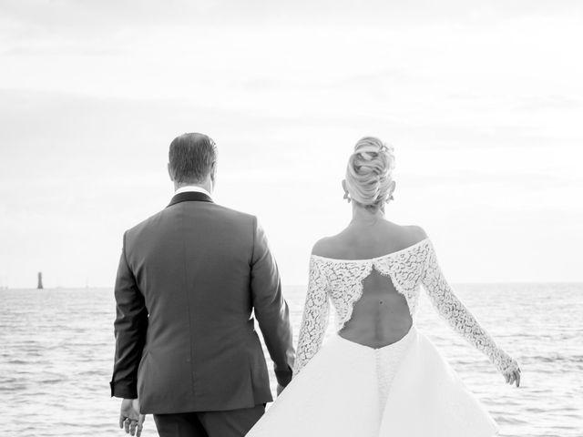Le mariage de Christopher et Alice à La Rochelle, Charente Maritime 56
