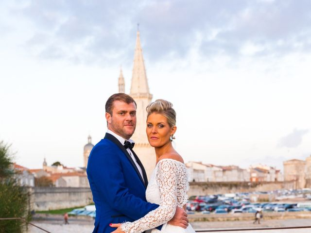 Le mariage de Christopher et Alice à La Rochelle, Charente Maritime 71