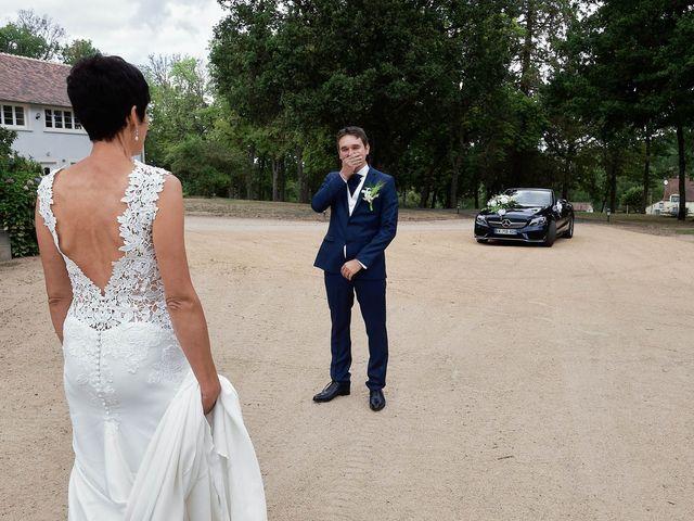 Le mariage de Fabrice et Sandrine à Commentry, Allier 44