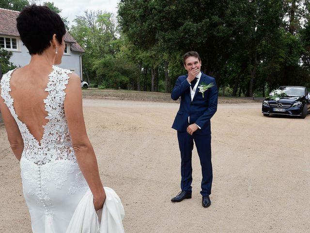 Le mariage de Fabrice et Sandrine à Commentry, Allier 46