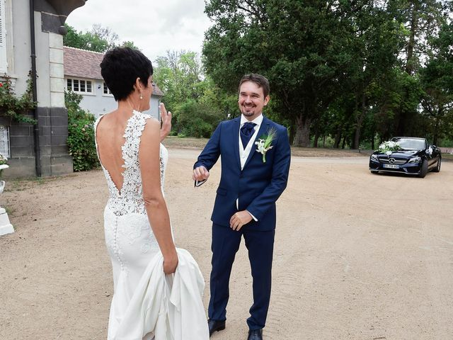 Le mariage de Fabrice et Sandrine à Commentry, Allier 50
