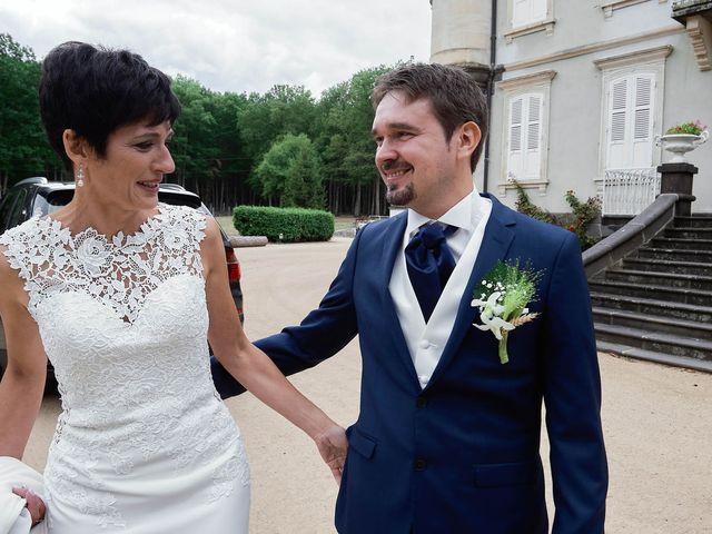 Le mariage de Fabrice et Sandrine à Commentry, Allier 55