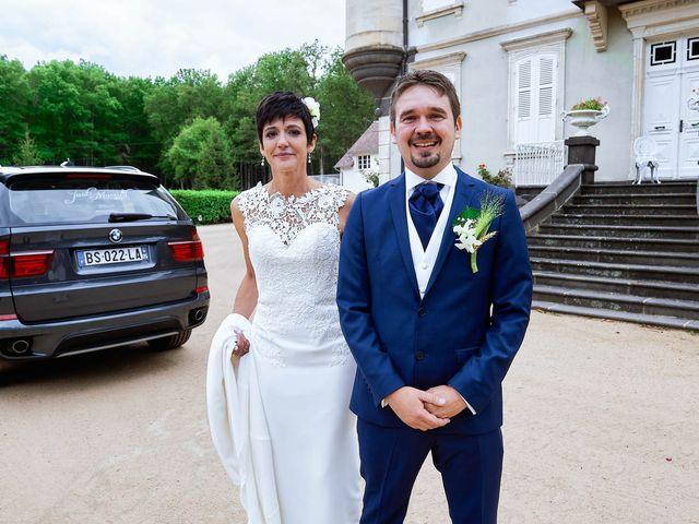 Le mariage de Fabrice et Sandrine à Commentry, Allier 56