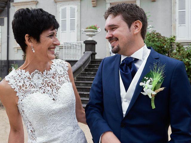 Le mariage de Fabrice et Sandrine à Commentry, Allier 58