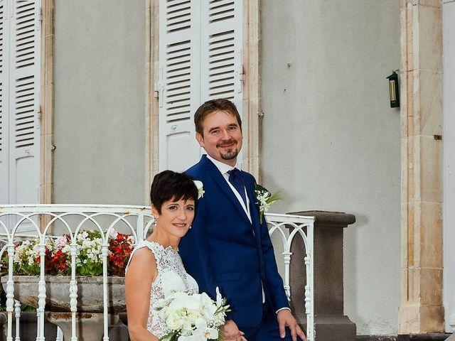 Le mariage de Fabrice et Sandrine à Commentry, Allier 59