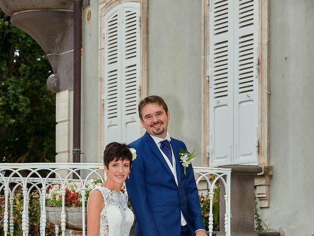 Le mariage de Fabrice et Sandrine à Commentry, Allier 60