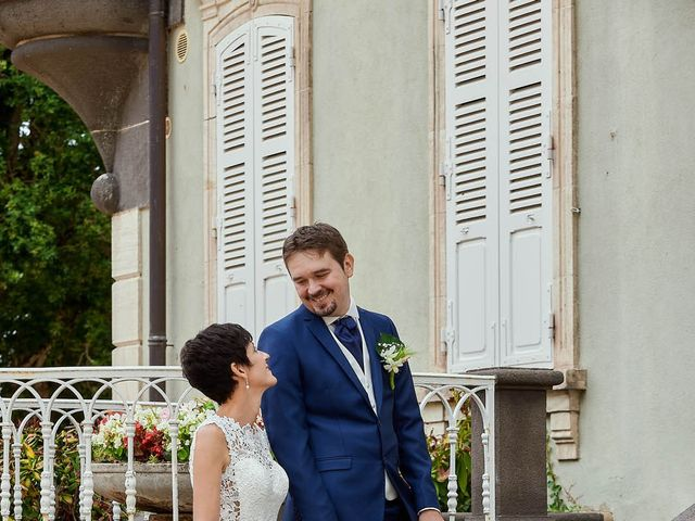 Le mariage de Fabrice et Sandrine à Commentry, Allier 61