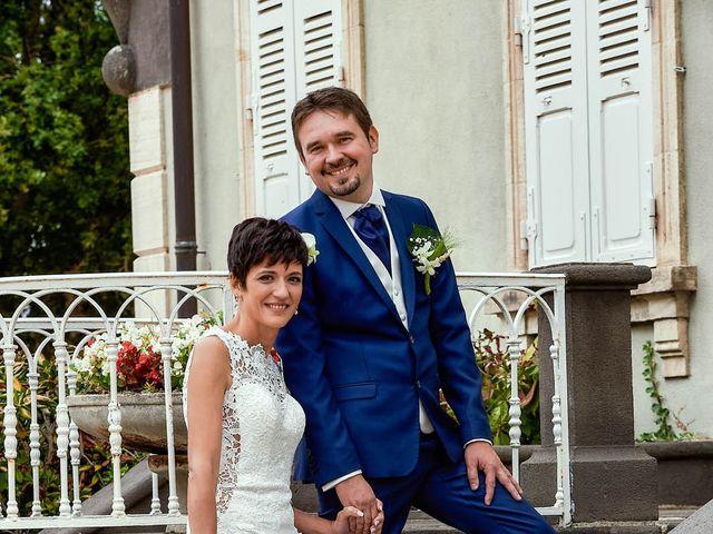 Le mariage de Fabrice et Sandrine à Commentry, Allier 63