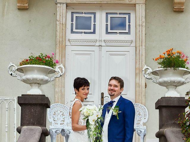 Le mariage de Fabrice et Sandrine à Commentry, Allier 67