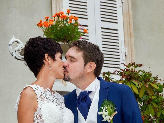 Le mariage de Fabrice et Sandrine à Commentry, Allier 70