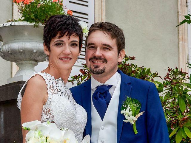 Le mariage de Fabrice et Sandrine à Commentry, Allier 71