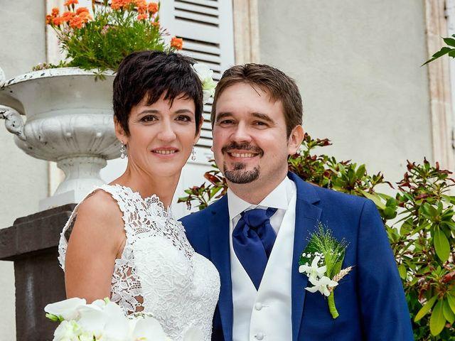 Le mariage de Fabrice et Sandrine à Commentry, Allier 72