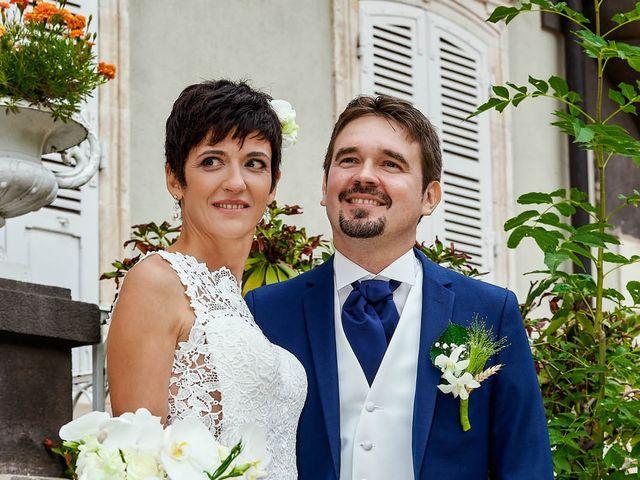 Le mariage de Fabrice et Sandrine à Commentry, Allier 73