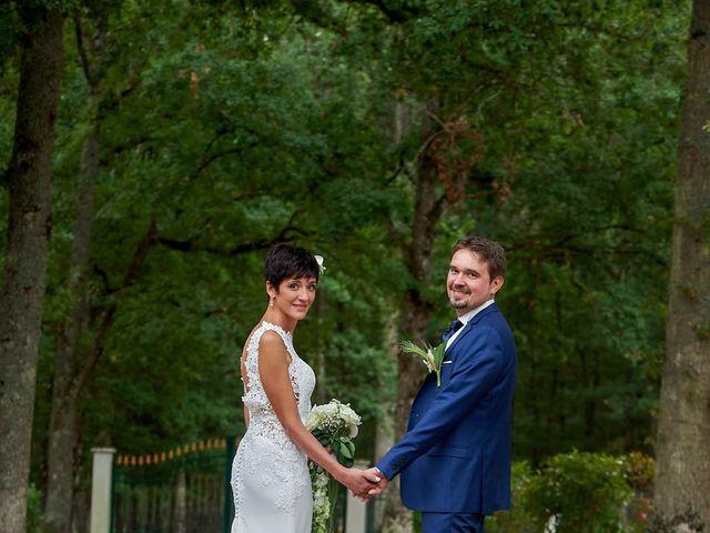 Le mariage de Fabrice et Sandrine à Commentry, Allier 74