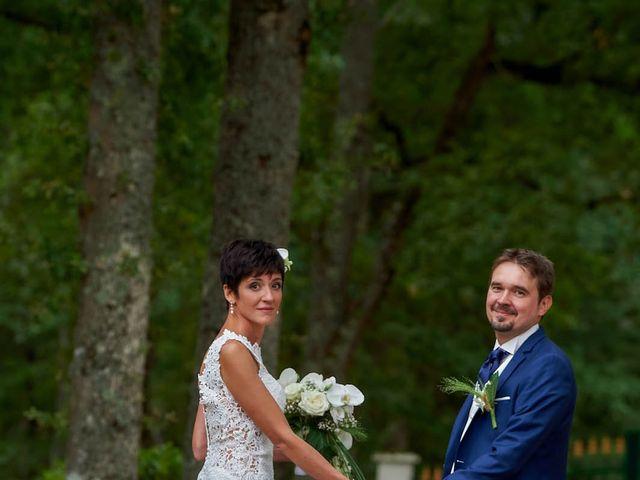 Le mariage de Fabrice et Sandrine à Commentry, Allier 77