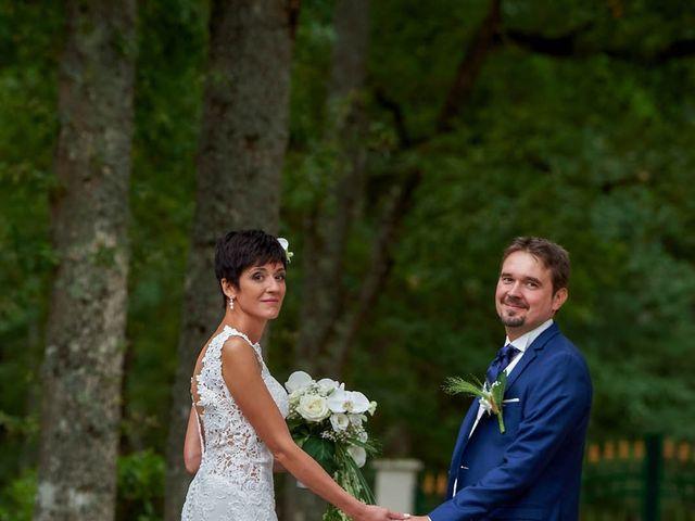Le mariage de Fabrice et Sandrine à Commentry, Allier 78