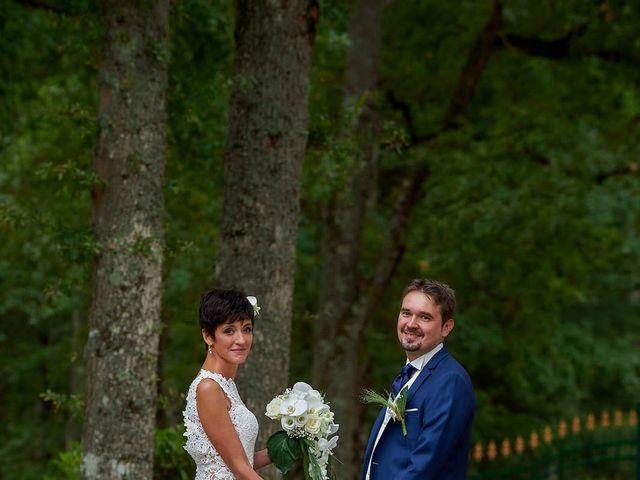 Le mariage de Fabrice et Sandrine à Commentry, Allier 82