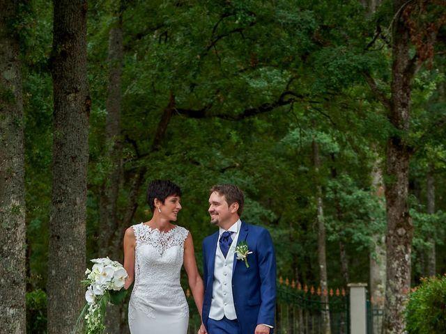 Le mariage de Fabrice et Sandrine à Commentry, Allier 83