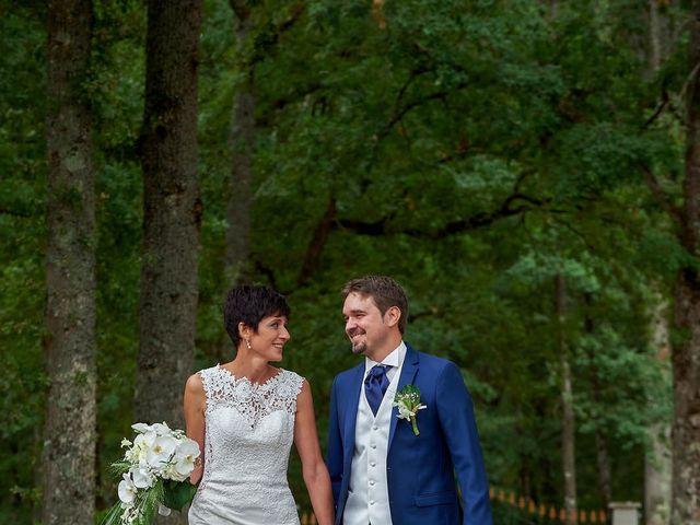 Le mariage de Fabrice et Sandrine à Commentry, Allier 85