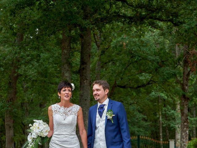 Le mariage de Fabrice et Sandrine à Commentry, Allier 89