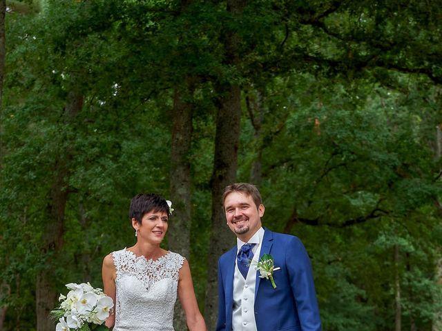 Le mariage de Fabrice et Sandrine à Commentry, Allier 90
