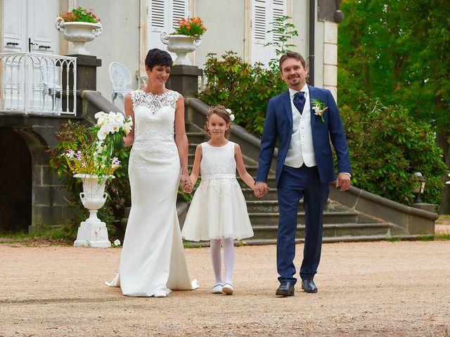 Le mariage de Fabrice et Sandrine à Commentry, Allier 94