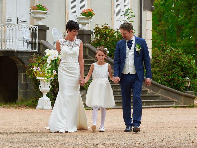 Le mariage de Fabrice et Sandrine à Commentry, Allier 95