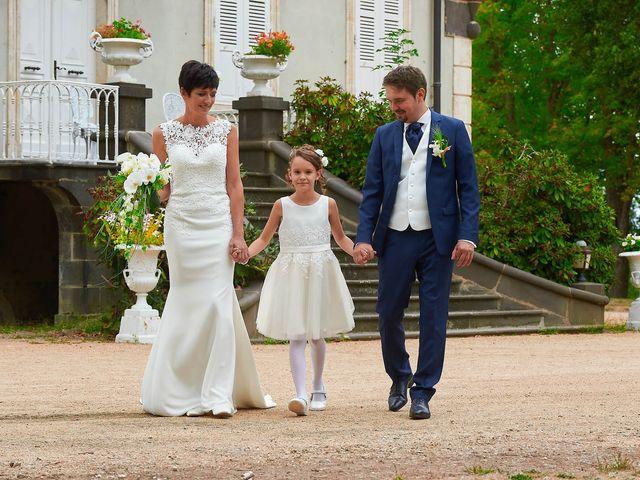 Le mariage de Fabrice et Sandrine à Commentry, Allier 96