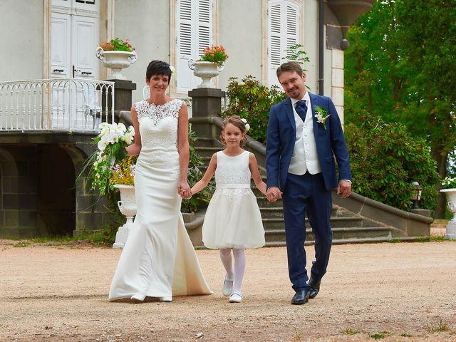 Le mariage de Fabrice et Sandrine à Commentry, Allier 97