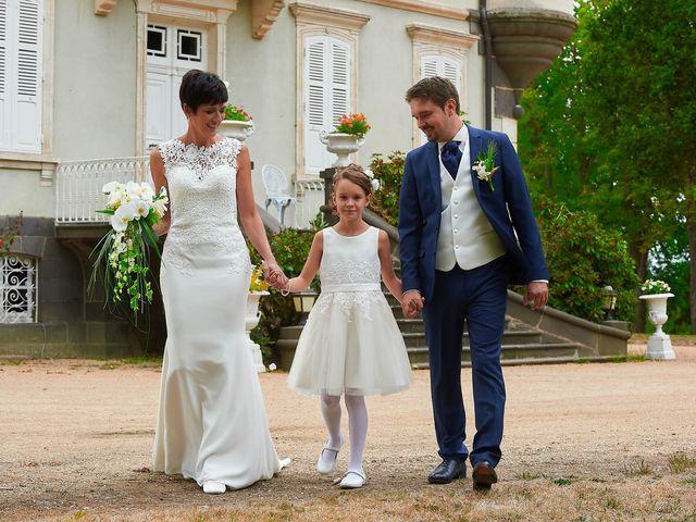 Le mariage de Fabrice et Sandrine à Commentry, Allier 98