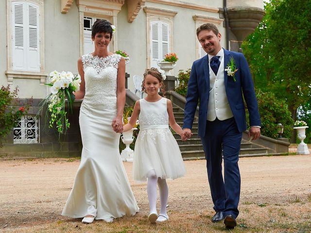 Le mariage de Fabrice et Sandrine à Commentry, Allier 99