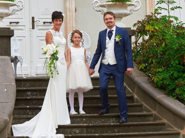 Le mariage de Fabrice et Sandrine à Commentry, Allier 100