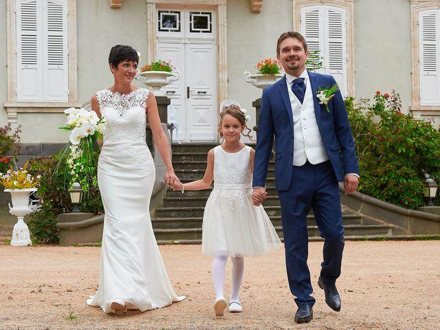 Le mariage de Fabrice et Sandrine à Commentry, Allier 105