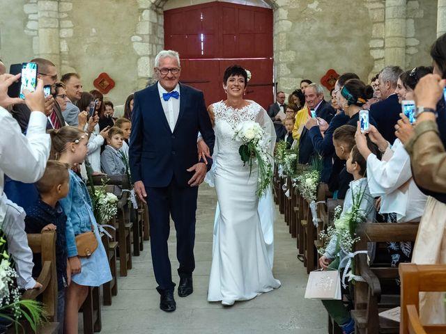 Le mariage de Fabrice et Sandrine à Commentry, Allier 121