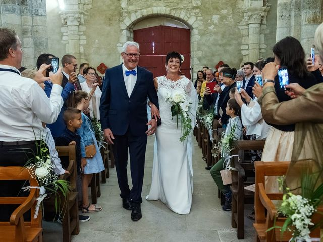 Le mariage de Fabrice et Sandrine à Commentry, Allier 126