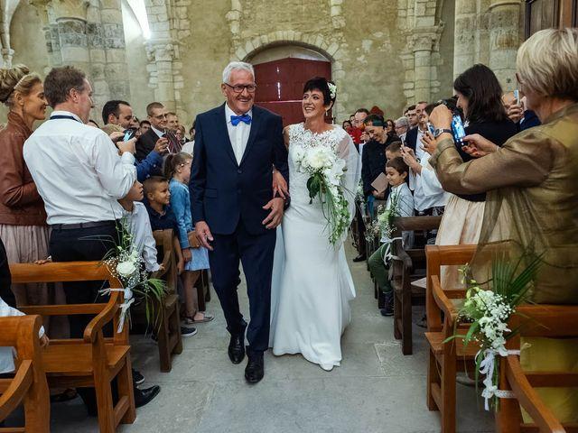 Le mariage de Fabrice et Sandrine à Commentry, Allier 129
