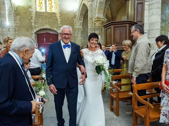 Le mariage de Fabrice et Sandrine à Commentry, Allier 130