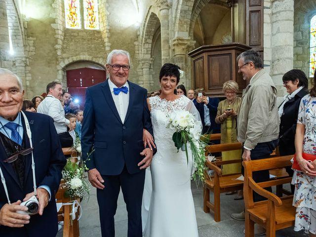 Le mariage de Fabrice et Sandrine à Commentry, Allier 133