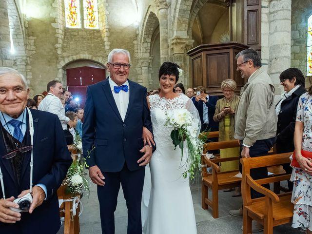 Le mariage de Fabrice et Sandrine à Commentry, Allier 134