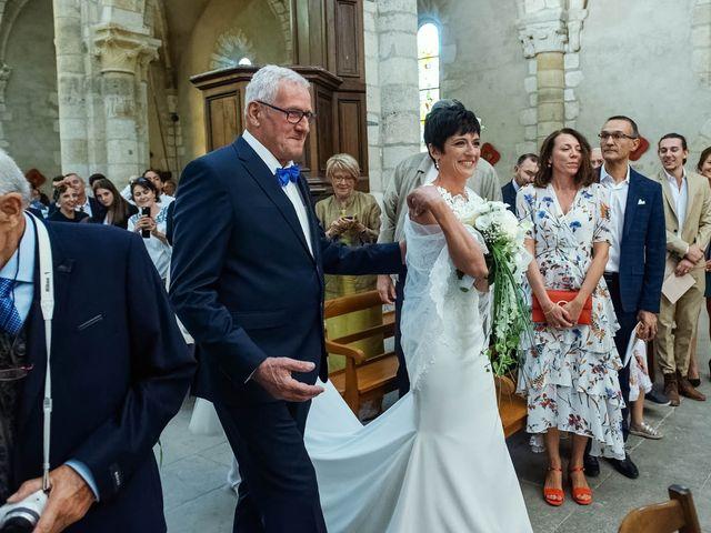 Le mariage de Fabrice et Sandrine à Commentry, Allier 136
