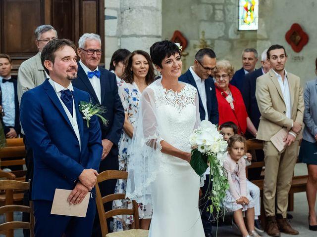 Le mariage de Fabrice et Sandrine à Commentry, Allier 140