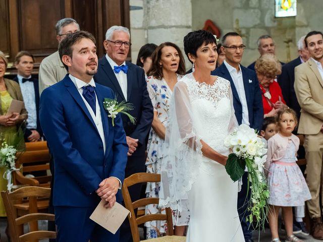 Le mariage de Fabrice et Sandrine à Commentry, Allier 141