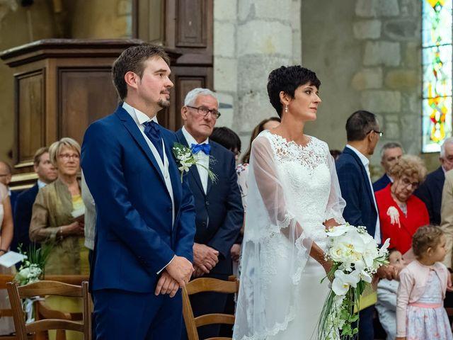 Le mariage de Fabrice et Sandrine à Commentry, Allier 152