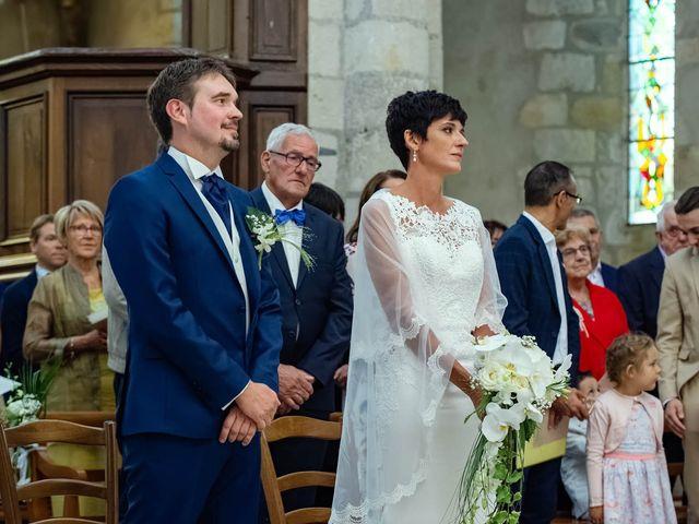 Le mariage de Fabrice et Sandrine à Commentry, Allier 153