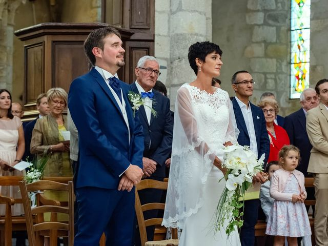 Le mariage de Fabrice et Sandrine à Commentry, Allier 154