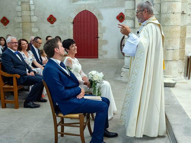 Le mariage de Fabrice et Sandrine à Commentry, Allier 157